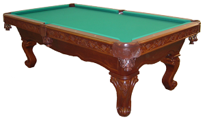 Caring for your pool table